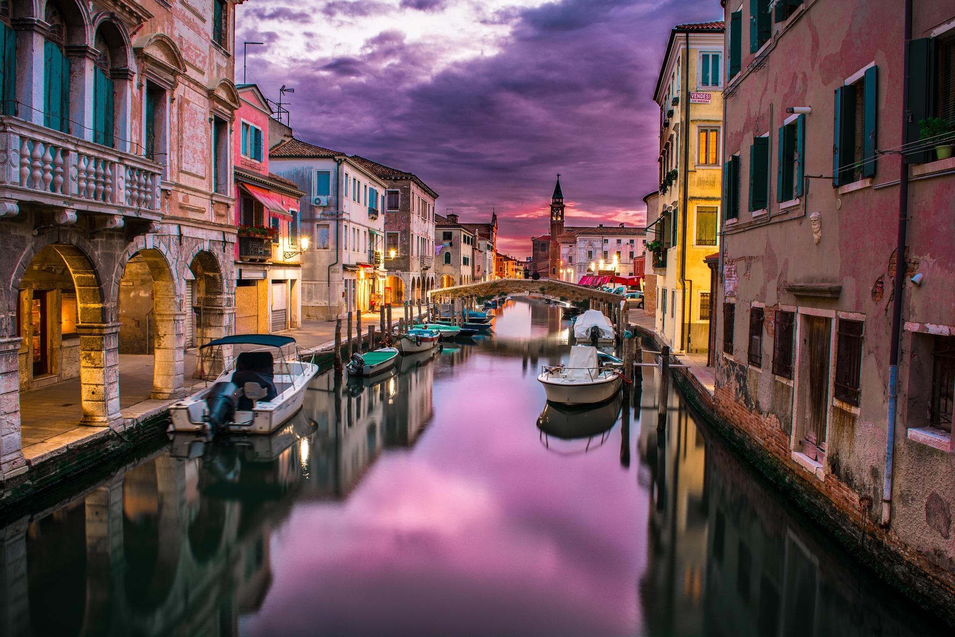 Vodeni izleti po Italiji