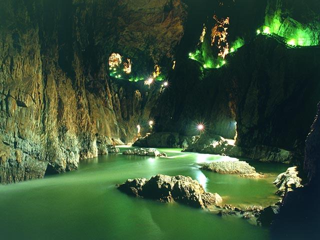 Škocjan (grotte/caves)
